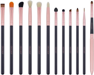 Docolor 12 Pieces Eye Makeup Brush Ecsetkészlet