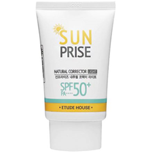 Etude House Sunprise Natural Corrector Light SPF50+/PA++++