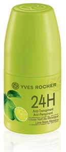 Yves Rocher Golyós Dezodor Mexikói Zöld Citrom