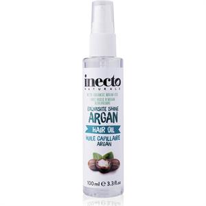 Inecto Naturals Argan Tündöklő Csillogás Hajolaj