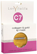 Lonvitalité C7 Collagen & Gold Lip Mask