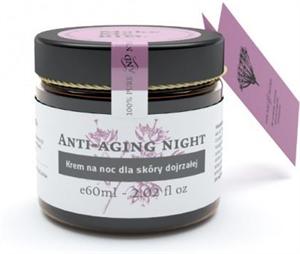 Make Me Bio Anti-Aging Night Éjszakai Arckrém Érett Bőrre