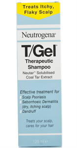 Neutrogena T/Gel Therapeutic Sampon Korpásodás Ellen