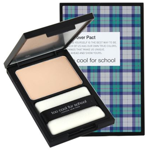 Too Cool For School UV Cover Pact SPF50+ / Pa+++