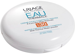 Uriage Eau Thermale Hidratáló Kompakt Púder SPF30
