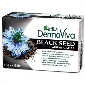 Vatika Dermoviva Black Seed Clarifying Soap