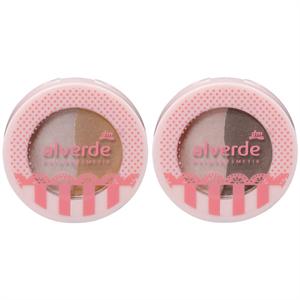 Alverde Candy Bar Duolidschatten