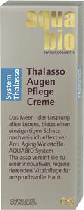 Aquabio System Thalasso Szemápoló Krém