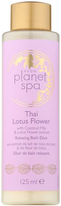 Avon Planet Spa Thai Lotus Flower Relaxáló Fürdőelixír