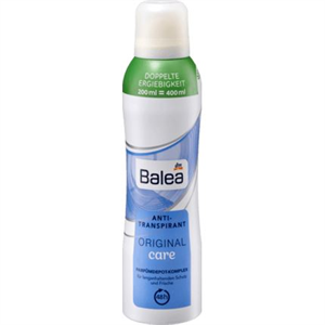 Balea Kompakt Anti-Transpirant Original Care