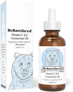 Bebarefaced Vitamin C&E Corrective Oil