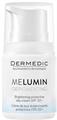 Dermedic Melumin Nappali Védőkrém Hiperpigmentált Bőrre SPF50+