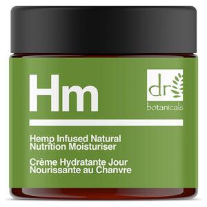 dr Botanicals Hemp Infused Natural Nutrition Moisturiser