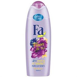 Fa Flower Me Up! Purple Lily Tusfürdő