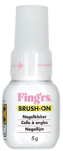 Fing'rs Brush On Nail Glue