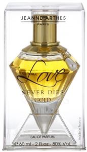 Jeanne Arthes Love Never Dies Gold
