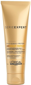 L'Oréal Professionnel Serie Expert Absolut Repair Gold Quinoa + Protein Hővédő Krém