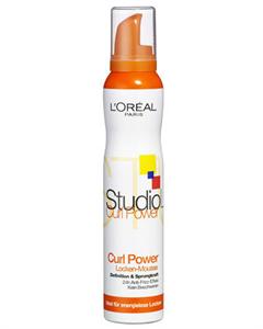 L'Oréal Studio Line Curl Power Újragöndörítő Hab