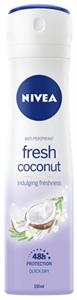 Nivea Fresh Coconut Izzadásgátló Deo Spray