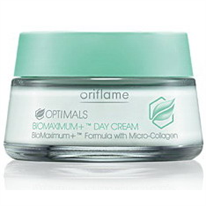 Oriflame Optimals Bio Maximum+ Nappali Krém