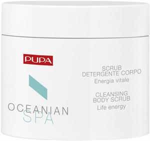 Pupa Oceanian Spa Cleansing Body Scrub