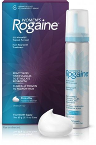 Rogaine Women's Hair Regrowth Treatment