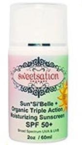 Sweetsation Therapy Sun*Si'belle+ Hidratáló Napvédő Krém Spf 50+