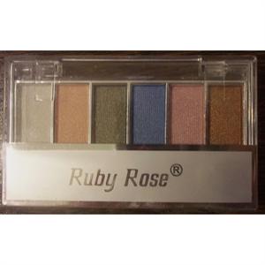 Ruby Rose Hatrészes Szemhéjpúder