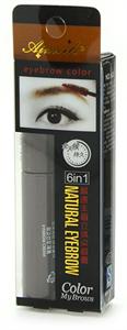 Aimeili 6in1 Natural Eyebrow Gel Mascara
