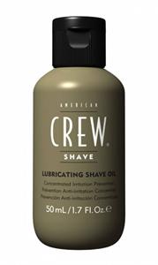 American Crew Lubricating Shave Oil Borotva Olaj