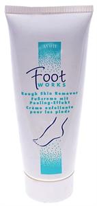 Avon Foot Works Lágyító Bőrradír
