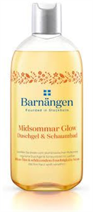 Barnängen Midsommar Glow Shower & Bath Gel