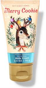 Bath & Body Works Merry Cookie Ultra Shea Body Cream