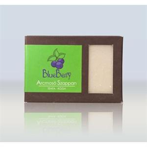 Blueberry Arcmosó Szappan Teafa-Rózsa