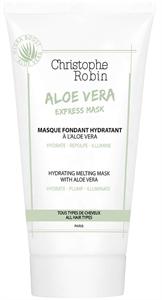 Christophe Robin Aloe Vera Express Hydrating Melting Mask