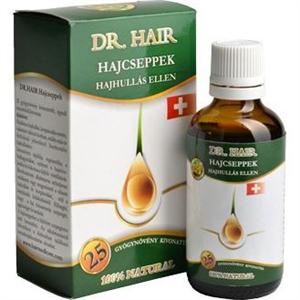 Dr. Hair Hajcseppek Hajhullás Ellen