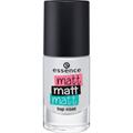 Essence Matt Matt Matt Fedőlakk