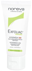 Noreva Laboratories Exfoliac Acnomega 200