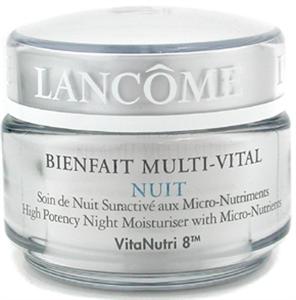 Lancôme Bienfait Multi-Vital Nuit Vitanutri 8 Éjszakai Krém