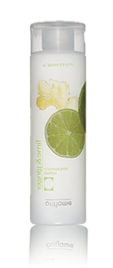 Oriflame Vitalizáló Kondicionáló Lime-mal és Gyömbérrel