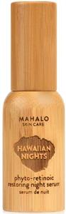 Mahalo The Hawaiian Nights Fito-Retinsavas Bőrtökéletesítő Éjszakai Arcszérum