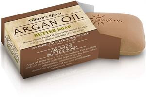 Nature's Spirit Argan Oil Butter Soap