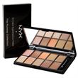 NYX 10 színű Szemhéjpúder Paletta