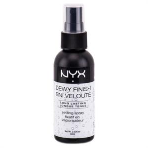 NYX Dewy Finish Makeup Setting Spray