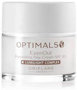 Oriflame Optimals Even Out Bőrvédő Nappali Krém SPF20