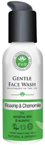 PHB Ethical Beauty Gentle Face Wash With Rosehip & Chamomile
