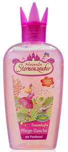 Prinzessin Sternenzauber Traumhafte Pflege-Dusche