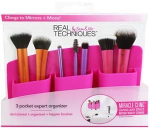 Real Techniques 3 Pocket Expert Organizer Sminktároló