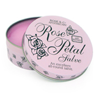 Rose And Co. Rose Petal Salve