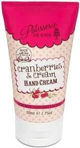 Rose & Co. Patisserie de Bain Cranberries & Cream Hand Cream